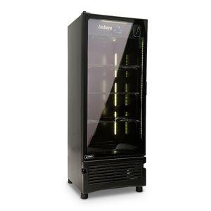 Refrigerador Imbera Cobalt de puerta de vidrio con capacidad de 17 pies- VR-17 Cobalt