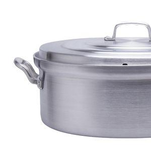 Budinera de aluminio Alpro Silver Gourmet de 40cm- 3140