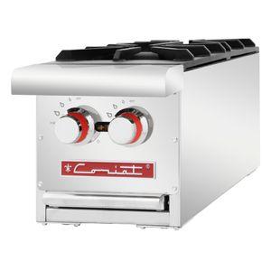 Parrilla a gas Coriat con 2 quemadores- PCV-2 MASTER (TREND)