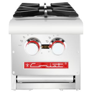 Parrilla a gas Coriat con 2 quemadores- PCV-2 MASTER (PREMIUM)