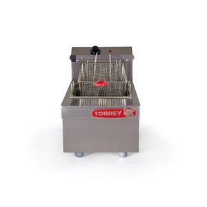 Freidora eléctrica Torrey de 4 litros- FRE-4