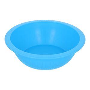 Plato Bowl Diny color Azul de Plástico