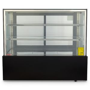Vitrina refrigerada Full Glass Recta Torrey de 150 cm- VFG-150R