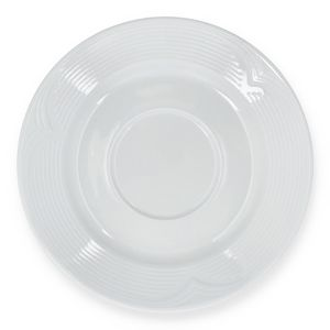 Plato extendido de Cerámica Anfora 15 cm color Blanco- VNS01CT00